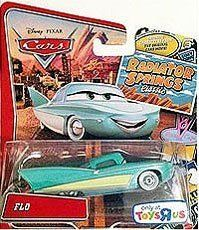 Disney Pixar Cars Radiator Springs Classic   Flo by Mattel. #Disney #Pixar #Cars #Radiator #Springs #Classic #Mattel