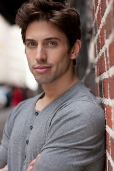 Nick Adams (born June 10, 1983) is an American musical theater actor and dancer. Read more: http://en.wikipedia.org/wiki/Nick_Adams_(theatre_actor)