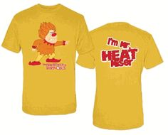 The Year Without A Santa Claus T-Shirt - Heat Miser