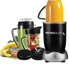 The Best Christmas gift you can give yourself! Complete NutriBullet RX Set
