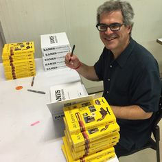 My last (and very fun!) official act in Bangkok, signing books for some of the good folks who made #EssentialEames exhibition happen at @tcdc based on my book #AnEamesPrimer. Big thanks also to @hermanmiller @chanintrliving @ammobooks @eamesoffice @rizzoli_books #eamesprimer #beautifuldetails