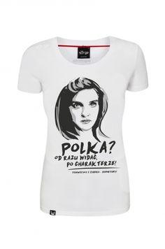 """""""Dziewczyny z Syberii"""" – koszulka patriotyczna, rozmiar M"""