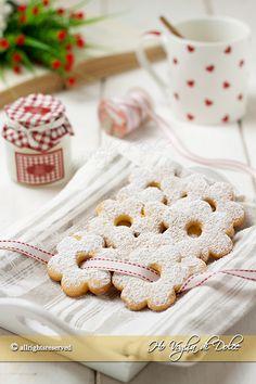 Canestrelli biscotti liguri ricetta