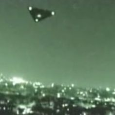 the triangle ufos
