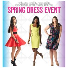 Ross Dress for Less™ - Official Site 2015 Fashion Trends, 2015 Trends, Latest Trends, Free Coupons By Mail, Ross Store, Evening Dresses, Summer Dresses, Dresses For Less, Beautiful Outfits