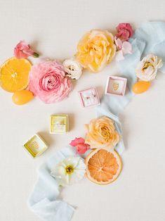 Yellow and pink velvet ring box Colorful Wedding Invitations, Wedding Themes, Wedding Stationery, Wedding Colors, Wedding Ideas, Wedding Inspiration, Wedding Decor, Party Themes, Multicolor Wedding