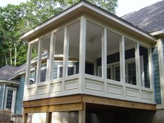 Delightful Enclosed Porch Plans Screened In Porch Designs Interesting Screened In Porch Designs For Beautiful Home Screened In Deck Ideas Screened In Porch Plans Deck Designs Enclosed Porch Ideas To your House Exterior lighting in revit kits for rvs Screened In Porch Plans, Screened Porch Designs, Front Porch, Pergola Patio, Pergola Ideas, Porch Ideas, Patio Ideas, Pergola Kits, Pergola Plans