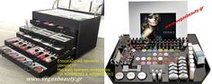 Μια ενδιαφέρουσα πρόταση συνεργασίας για αισθητικούς και κομμωτήρια. Διαθέσιμα stand και επαγγελματική βαλίτσα μακιγιάζ με όλη τη συλλογή προϊόντων της Vegas σε κανονικές συσκευασίες με εξαιρετικά συμφέρουσες τιμές. http://www.healthwithaloe.gr/eshop/vegas-color-conept/