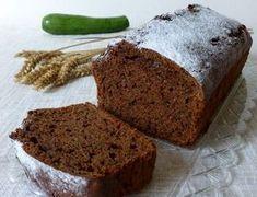 Cake léger au cacao et courgette WW, recette d'un délicieux gâteau léger, sans matière grasse, facile à réaliser pour le petit-déjeuner ou le goûter.