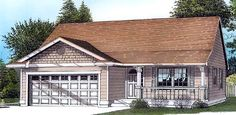 House Plan chp-22336 at COOLhouseplans.com