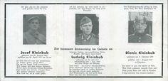 orig. WK2 STERBEBILD - DEATH CARD - FAMILIE - 1.WK + 1945 - Flandern / Arras