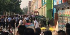 Blast Outside Kindergarten in Eastern China Kills at Least Seven