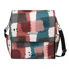 Boxy Backpack in Glazed ** in kaleidoscope