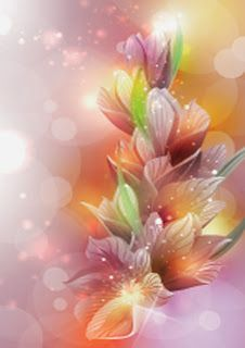 Spring Lily Flower Vector - Lucky Studio 4U                                                                                                                                                      More