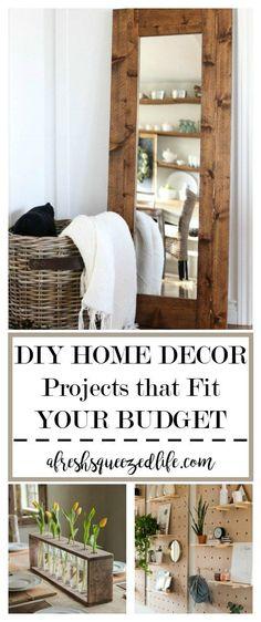Dekorieren Sie Ihr Haus Kann Schwierig Sein, Wenn Ihr Budget Nicht  Kooperiert! Ich Fand