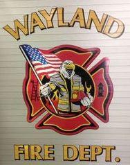 WAYLAND FIRE DEPT.
