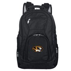 NCAA Missouri Tigers Premium Laptop Backpack