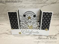 The Craft Spa - Stampin' Up! UK independent demonstrator - Order Stampin Up in UK: U Fold Card Tutorial for Fancy Fold Friday Birthday Cards For Men, Handmade Birthday Cards, Handmade Cards, Fun Fold Cards, Folded Cards, Birthday Blast, Male Birthday, Happy Birthday, Bridge Card
