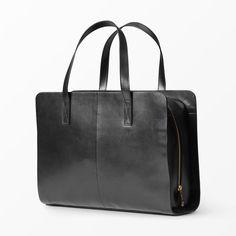 Handväska i skinn - Handväskor- Köp online på åhlens.se!