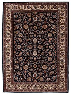 Tapis persans - Meshed Sherkat Dimensions:338x255cm