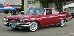1960 Dodge Polara.  Maintenance/restoration of old/vintage vehicles: the material for new cogs/casters/gears/pads could be cast polyamide which I (Cast polyamide) can produce. My contact: tatjana.alic@windowslive.com