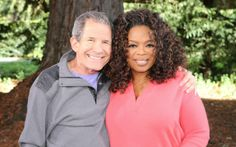 """Oprah sits down with New York Times bestselling author and spiritual teacher Gary Zukav on an all-new episode of """"Super Soul Sunday"""""""