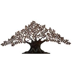 Casa Cortes Handcrafted Tree of Life Large Metal Wall Art Decor | Overstock.com Shopping - Big Discounts on Casa Cortes Wall Sculptures