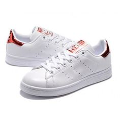 Adidas Originals Stan Smith White Hologram Iridescent Red - Stan Smith