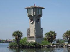 Texas Lighthouses | #Lighthouse in Horseshoe Bay, #TX - http://dennisharper.lnf.com/