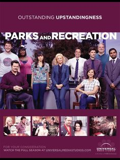 Parks And Recreation (For your consideration) 2011