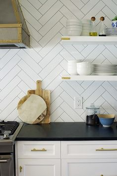 7 Inexpensive Alternatives to Subway Tile for Your Kitchen ... on