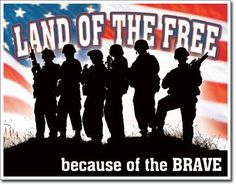 Land Of The Free -