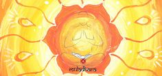 Root chakra allows us to harness courage, resourcefulness and will to live during trying times. It connects us with the spiritual energies of our ancestors.