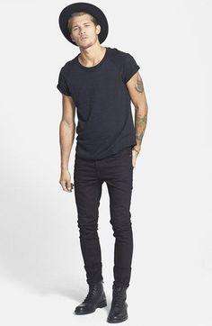 Gótico suave: 93 looks para quem ama usar preto