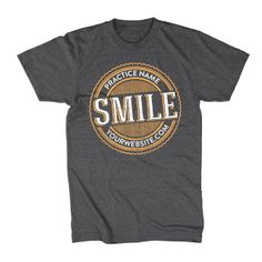 """Promote your business with a """"SMILE""""!"""
