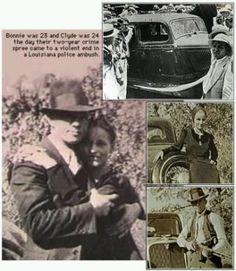 Til Death Did Them Apart.. #Bonnie#&Clyde.. True Love