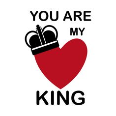 Check out this awesome 'My+king' design on Cute Love Quotes, Love Quotes For Him, Love You Husband, Love Husband Quotes, King Queen Quotes, You Are My King, King Of My Heart, Relationship Quotes, Life Quotes