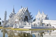 Book your adventure - 			Discover the charm of northern Thailand and the notorious Golden Triangle – the meeting point of Laos, Thailand and Myanmar (Burma) – on this three-day tour with a local guide! Traveling by minibus round-trip from Chiang Mai, explore the underground chambers of Chiang Dao Caves and see where the Ruak and Mekong rivers converge. You'll also visit the exquisite Wat Rong Khun and the Hall of Opium