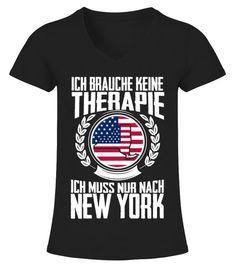 Damen T-Shirt Therapie brauch Ich nicht Urlaub muss nur nach Fuerteventura