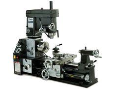 Granite | America's Premium 3-in-1 Combo Lathe/Mill/Drill
