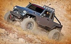 Hauk Jeep River Raider ($TBA)