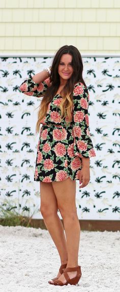 Seriously loving this romper!