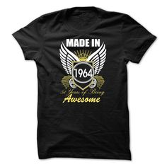 #Funnytshirts... Awesome T-shirts  Price :$19.00Purchase Now  Low cost Codes View pictures & pictures of 1964 awesome t-shirts & hoodies:In the event you do not completely love our design, you'll be able to SEARCH your favourite one through the use of search b...