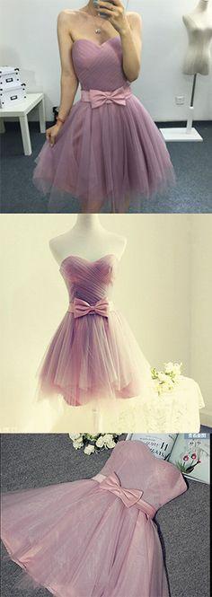 Pink Homecoming Dress,Homecoming Dress,Cute Homecoming Dress,Fashion Homecoming Dress,Short Prom Dress