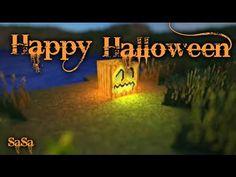 Minecraft The Biggest Halloween Pumpkin - YouTube