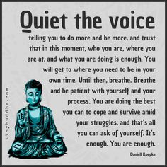 100 Inspirational Buddha Quotes And Sayings That Will Enlighten You 4 Buddhist Quotes, Spiritual Quotes, Wisdom Quotes, Words Quotes, Wise Words, Quotes To Live By, Positive Quotes, Spiritual Health, Time Will Tell Quotes