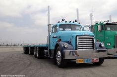 1951 GMC Dump Truck | 1951 GMC model 950, owned by George van Dyke, Tangent, OR