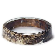Real Bark Jewelry Real Bark Bangle Resin by ModernFlowerChild Artisan Jewelry, Im Not Perfect, Resin, Buy And Sell, Bangles, Wedding Rings, Engagement Rings, Handmade, Stuff To Buy