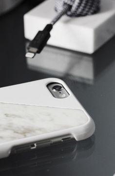 Now available for iPhone SE. Natural beauty. Crafted by precision-engineering the finest genuine marble, our one-of-a-kind case refines solid stone into a lightweight finish for everyday carry.