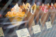 Various Fake Food Desserts